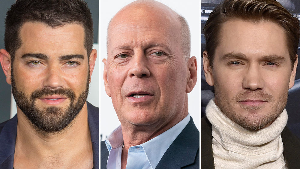 Jesse Metcalfe, Bruce Willis, Chad Michael Murray Star In Emmett/Furla's 'The Fortress;' Two Films Of Trilogy Shoot Back To Back.jpg