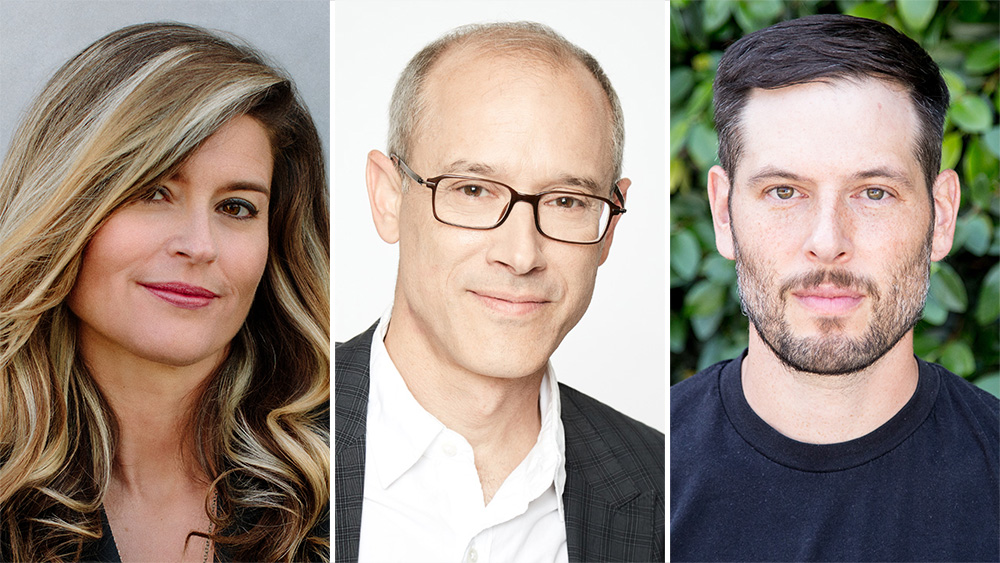 David W. Zucker Upped To Chief Creative Officer At Ridley Scott's Scott Free Productions, Jordan Sheehan & Clayton Krueger Named Co-Presidents Of Television