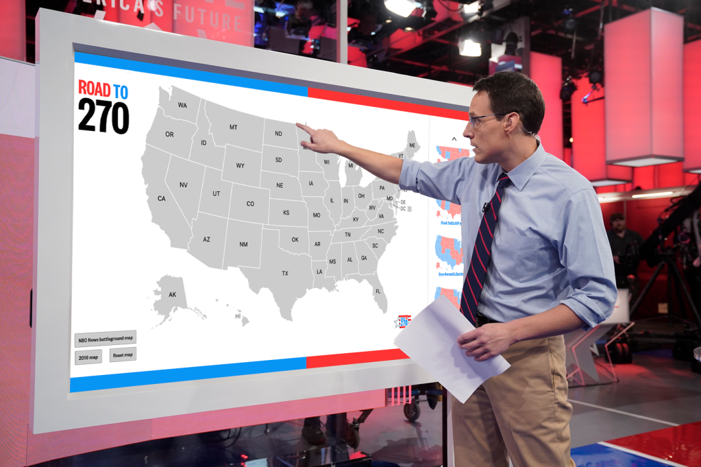 Steve Kornacki To Develop Game Show For NBCU, Officially Joins NBC Sports Team.jpg