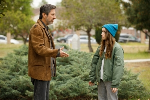 Ray Romano and Cristin Milioti in 'Made for Love'