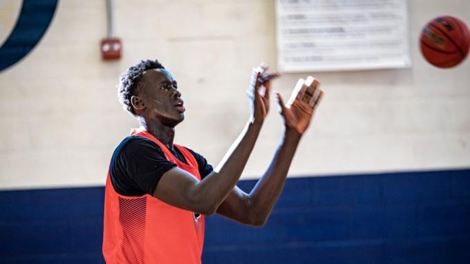 """Big Man on Campus"" Docuseries About Howard University Basketball Standout Makur Maker Set at Apple TV+"
