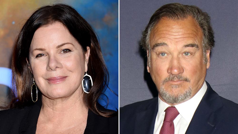 Heartwarming Drama 'Evolution' Gets Underway With Marcia Gay Harden, Jim Belushi.jpg