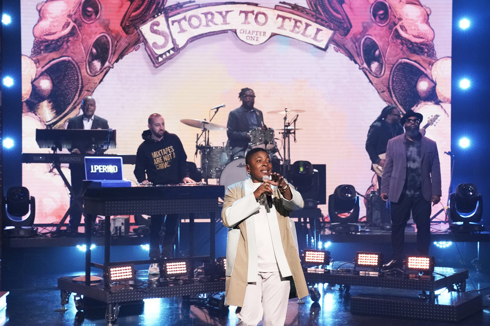 'The Tonight Show' Brings Back In-Studio Musical Guests With J.Period Performance