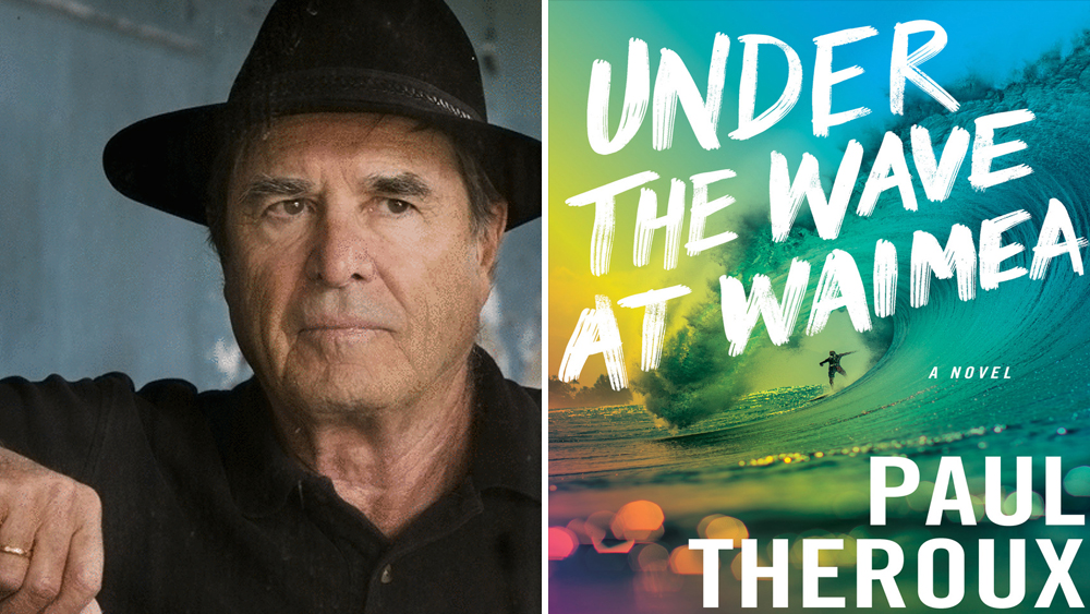 Stone Village To Adapt 'Under The Wave At Waimea' By 'The Mosquito Coast' Author.jpg