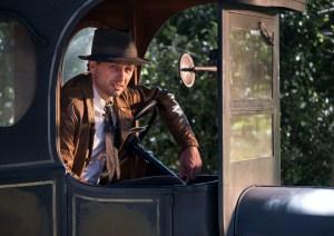 Matthew Rhys in 'Perry Masom'