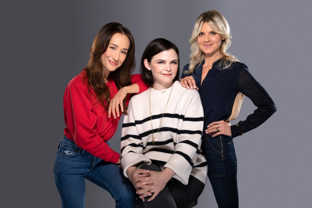 'Pivoting' Comedy Starring Eliza Coupe, Ginnifer Goodwin & Maggie Q Picked Up To Series By Fox.jpg