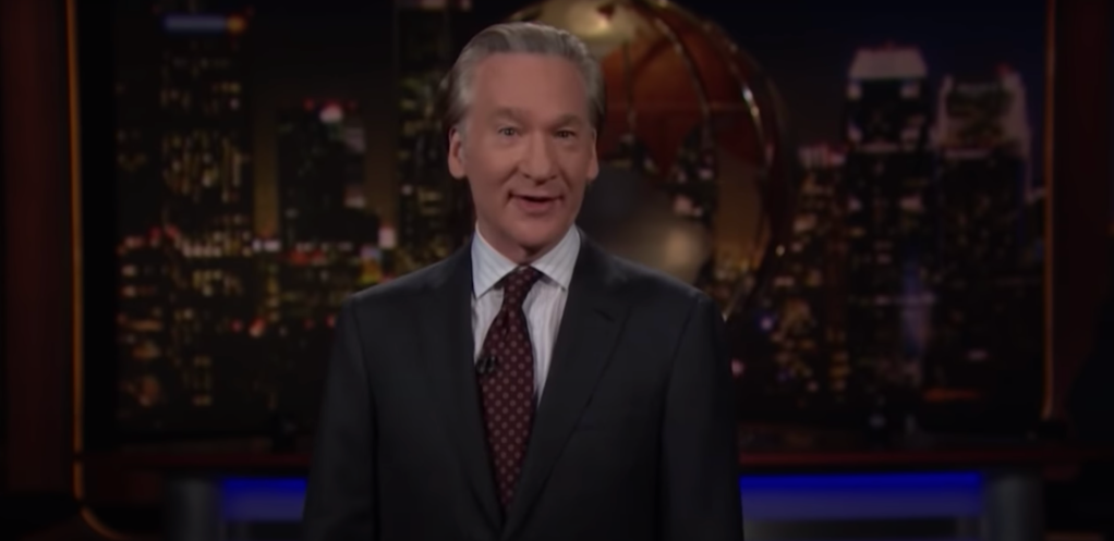 """Bill Maher Says Democrats """"Suck The Fun Out Of Everything: Halloween, The Oscars, Childhood"""".jpg"""