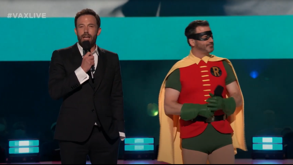 Jimmy Kimmel And Ben Affleck Suit Up For 'Vax Live' — Watch.jpg