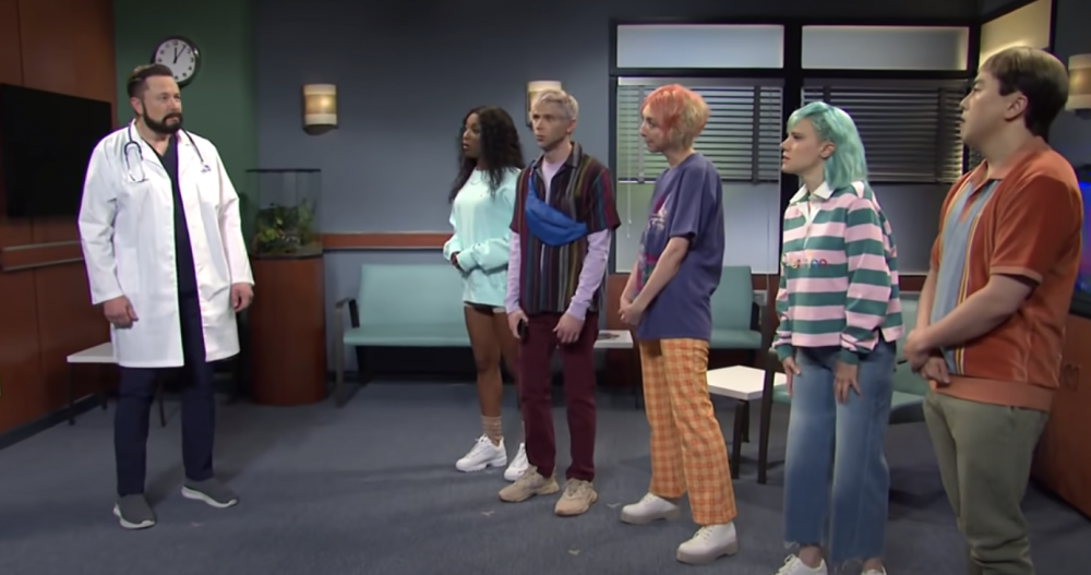 Michael Che Responds To Criticism Over 'SNL' Gen Z Hospital Sketch