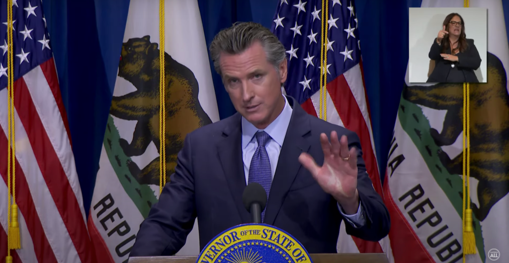 Gavin Newsom Announces Timeline To End Parts Of Covid-Related Executive Orders, But Not State Of Emergency.jpg