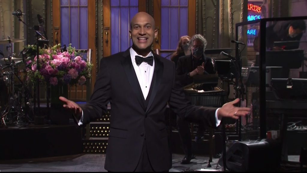 "'SNL': ""Superfan"" Keegan-Michael Key Goes For Broke In Musical Opening Monologue.jpg"