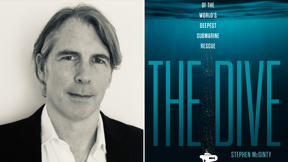 Mark Gordon Pictures Developing Stephen McGinty's 'The Dive' As A Film With 'The Crown's Edward Hemming Adapting.jpg