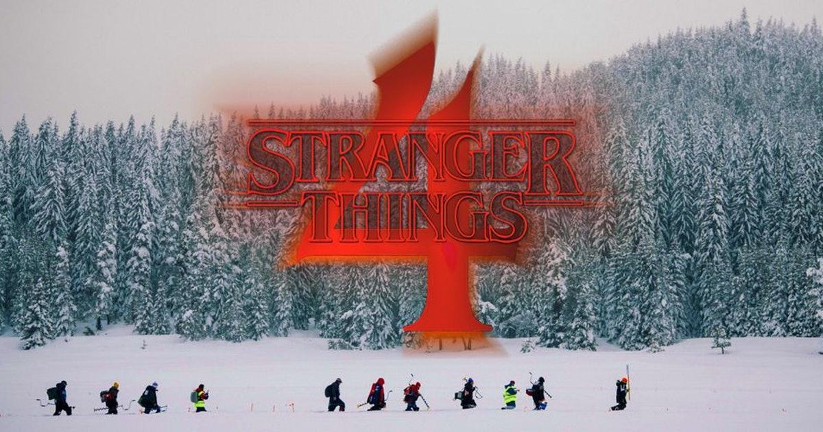Watch Stranger Things New Season 4 Teaser W Eleven Dr Brenner Deadline