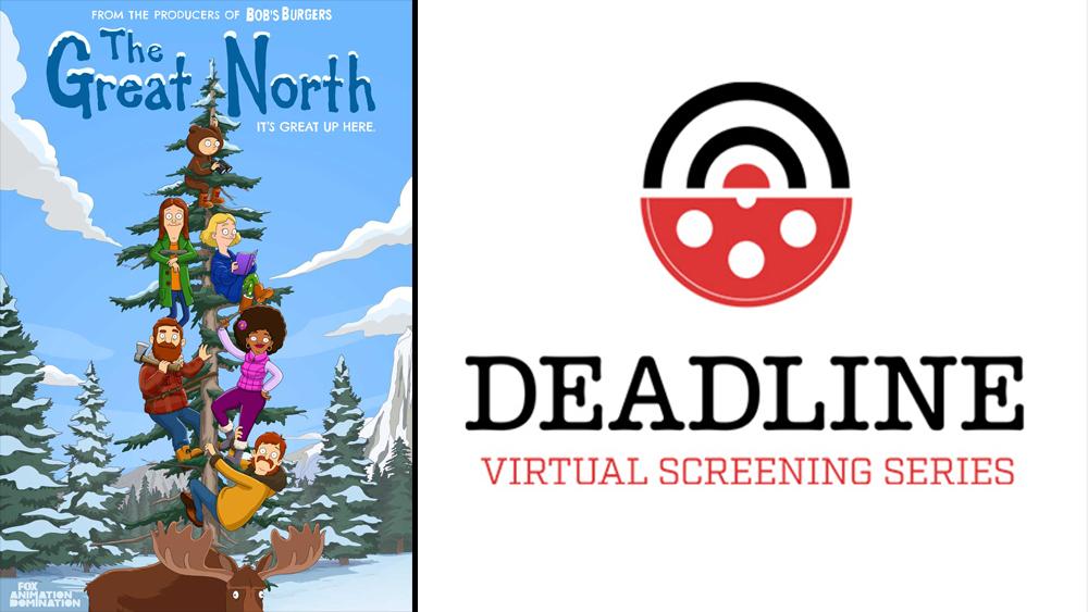 "'The Great North' Star Nick Offerman On Fox Animated Comedy's ""Inspiring Humanism"" – Deadline Virtual Screening Series.jpg"