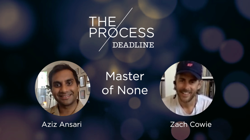 """Aziz Ansari & 'Master Of None' Music Supervisor Zach Cowie Aim To Reinvent Netflix Series By Saying """"More With Less"""" – The Process"""