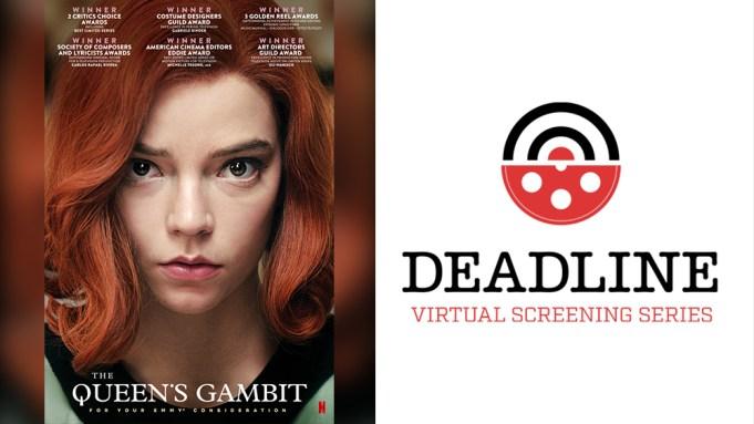 [WATCH] 'The Queen's Gambit' At Deadline's