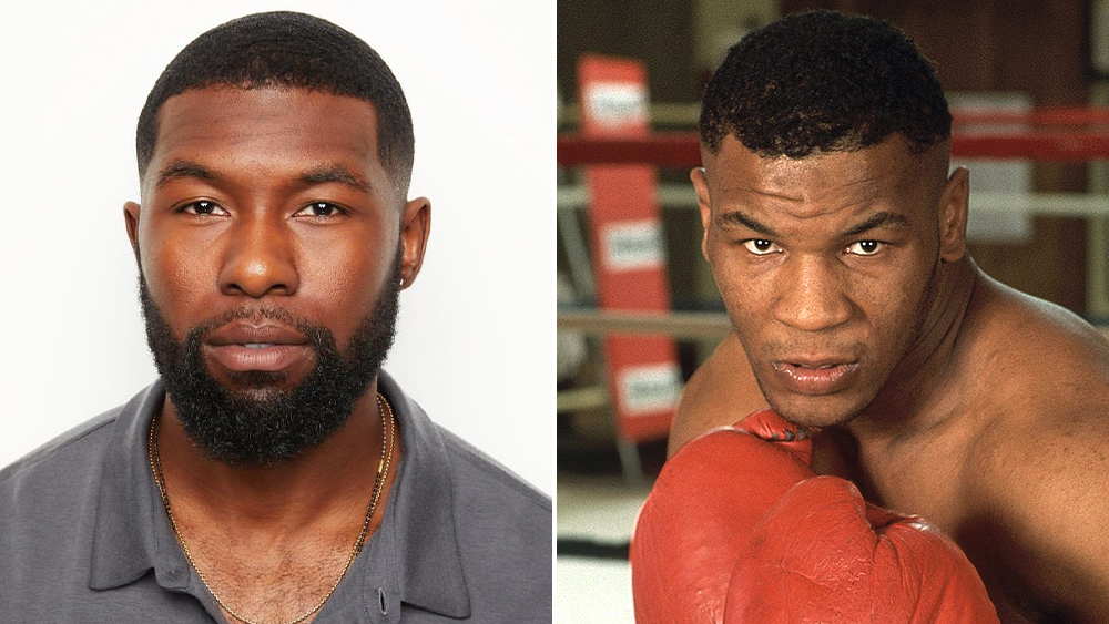 'Iron Mike': Trevante Rhodes Pulls On Gloves To Star As Mike Tyson In Hulu Biopic Series