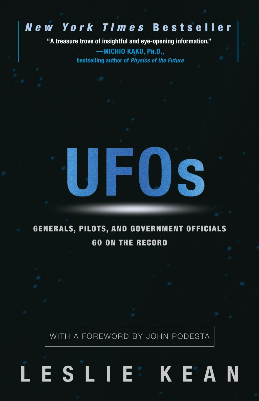 New Line, HBO Max Land Untitled UFO Script Based On Leslie Kean Book.jpg