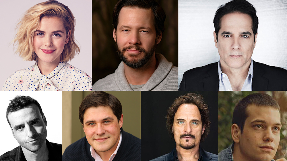 Kiernan Shipka, Ike Barinholtz, Kim Coates, Liam James Among 7 Cast In 'The White House Plumbers' HBO Watergate Limited Series.jpg