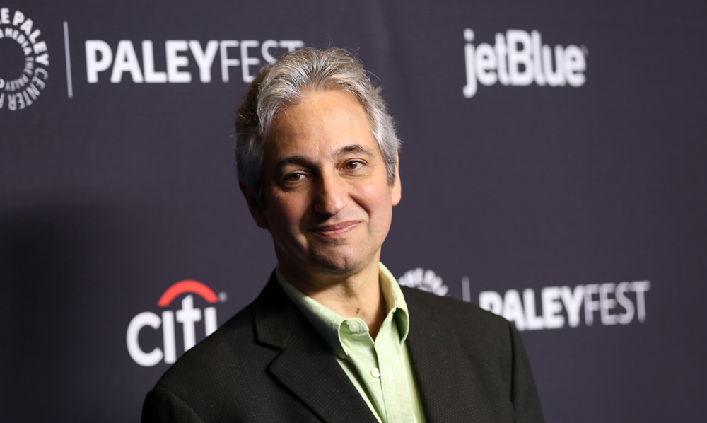 David Shore Inks Big New 4-Year Overall Deal With Sony Pictures Television.jpg