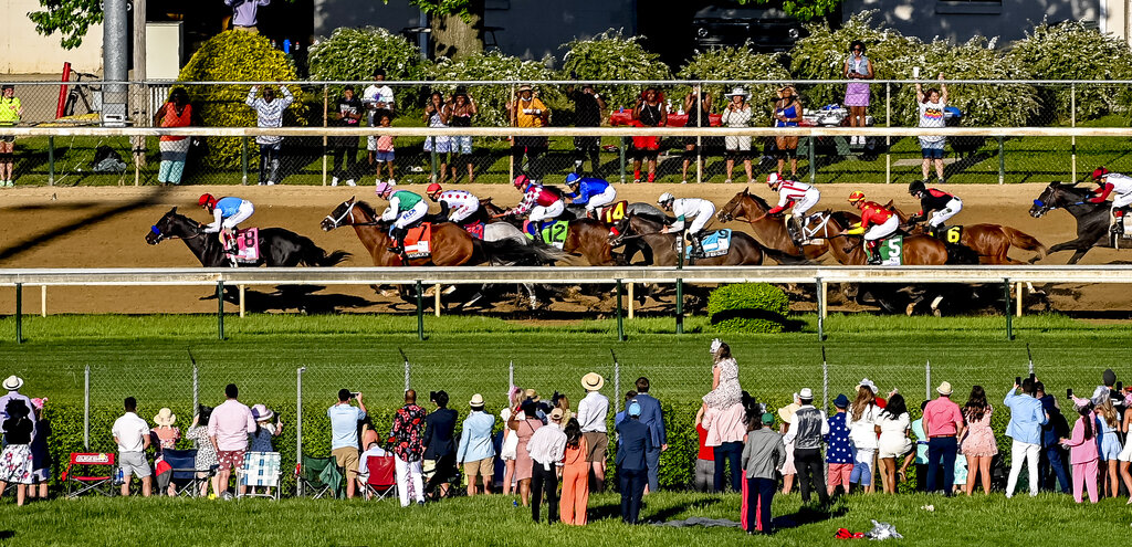 Kentucky Derby Tramples Oscars & Almost Everything Else In Viewership; NBC Broadcast Up From 2020, Down From 2019.jpg