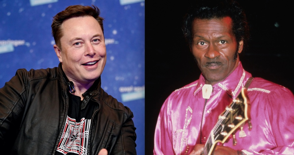 'In Their Own Words' Doc Series Returns To PBS In July With Elon Musk, Chuck Berry, Princess Diana, More.jpg