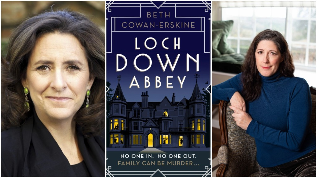 'Loch Down Abbey': 'Downton Abbey'-Esque Pandemic Novel Being Adapted For TV By Gigi Pritzker's Madison Wells.jpg