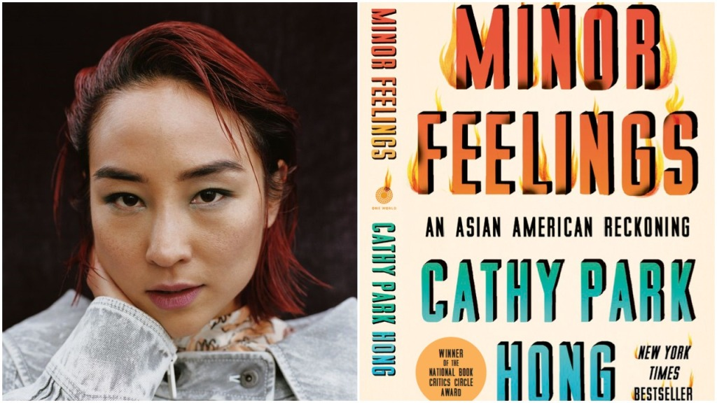 Greta Lee To Star In, Write & EP Series Adaptation Of Cathy Park Hong's Book 'Minor Feelings' With A24.jpg