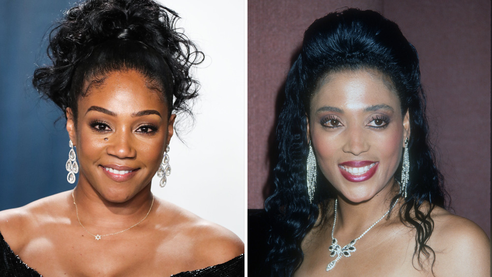 Tiffany Haddish To Star As Olympic Icon Florence Griffith Joyner In Game1  Biopic  Deadline