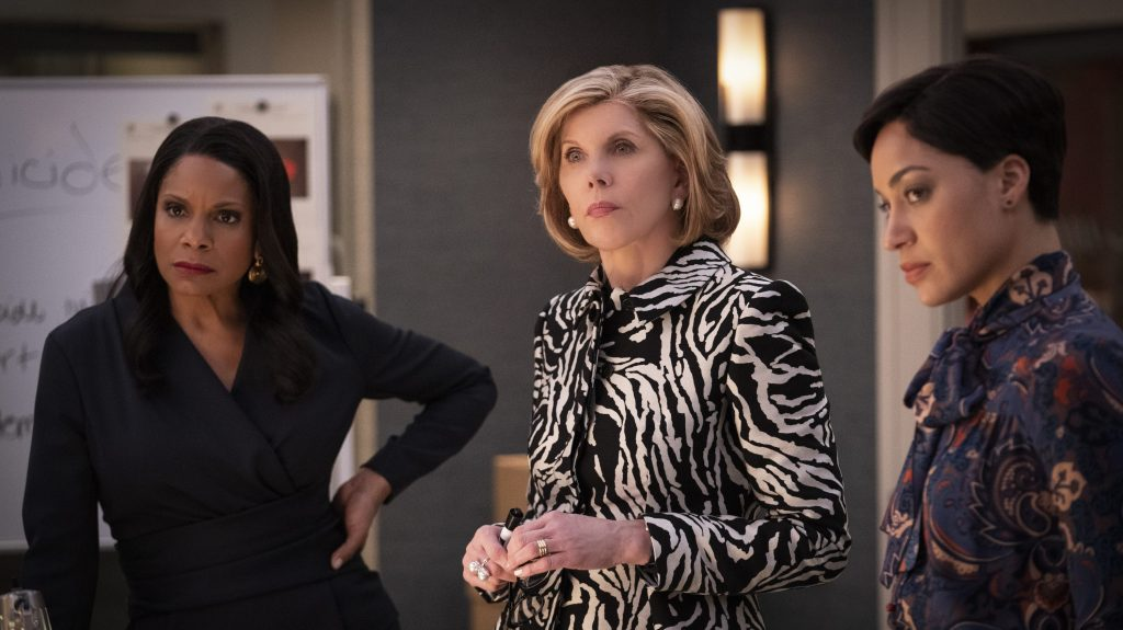 """'The Good Fight' Creators & Stars Tease """"Messy"""" Fifth Season Influenced By Capitol Riots & Murder Of George Floyd – ATX.jpg"""