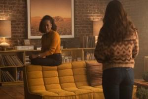 Devyn Tyler and Rebecca Breeds in 'Clarice'
