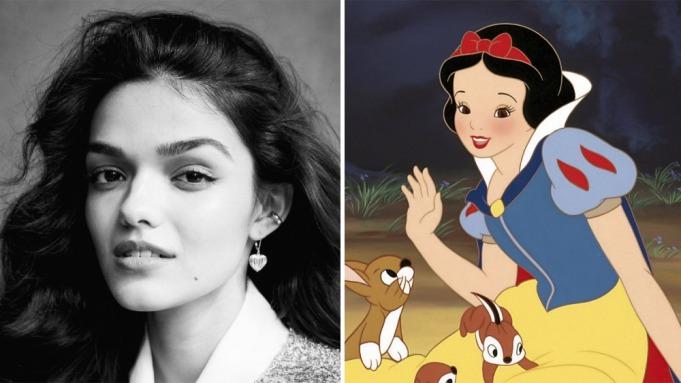 Rachel Zegler, 'Snow White'