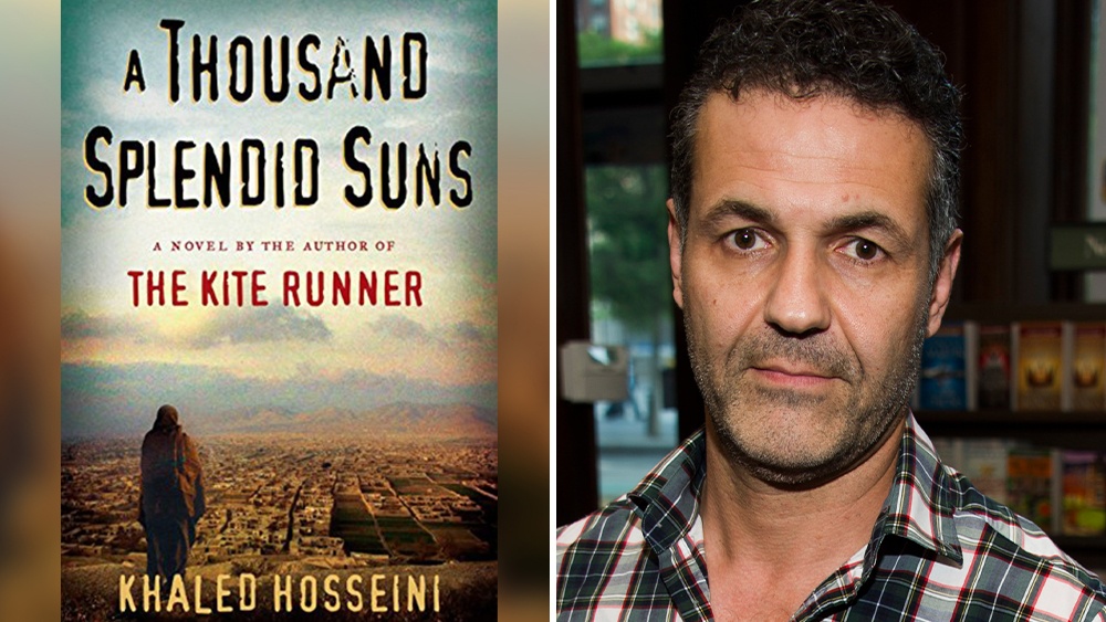 One Community Acquires 'A Thousand Splendid Suns' By 'The Kite Runner' Author Khaled Hosseini For Limited Series.jpg