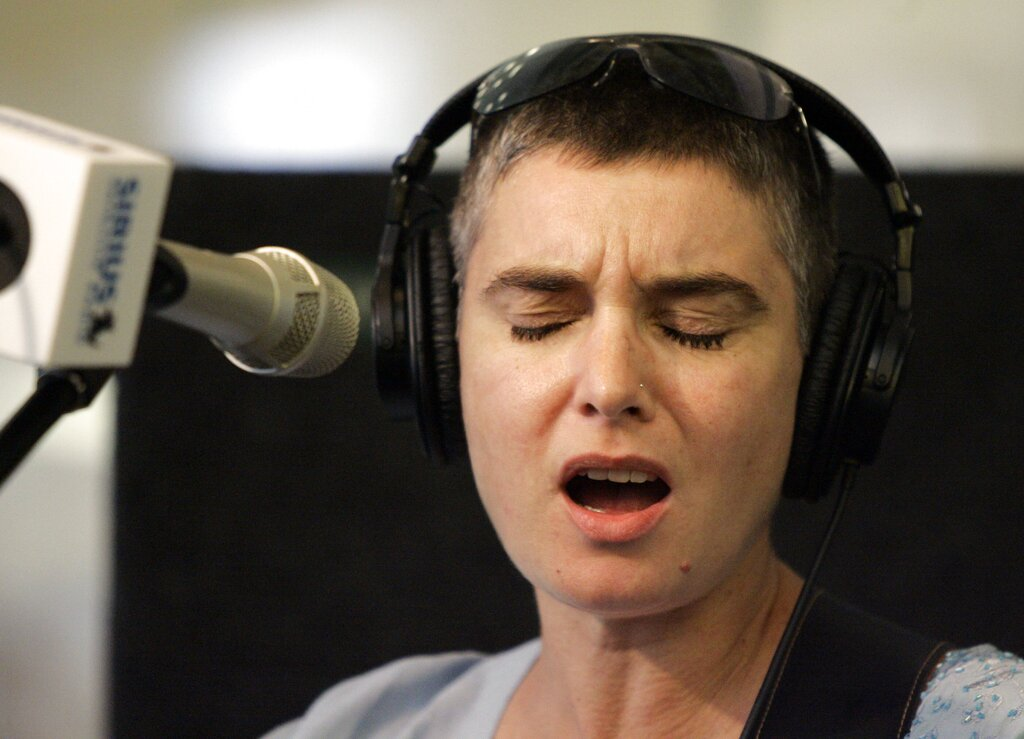 Sinéad O'Connor Now Says She Won't Retire from Music Biz – News Block