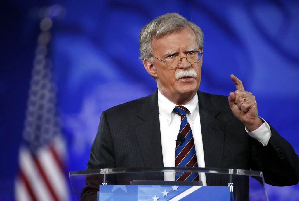 Justice Department Drops Lawsuit Against John Bolton Over Trump's Unfavorable Book – News Block