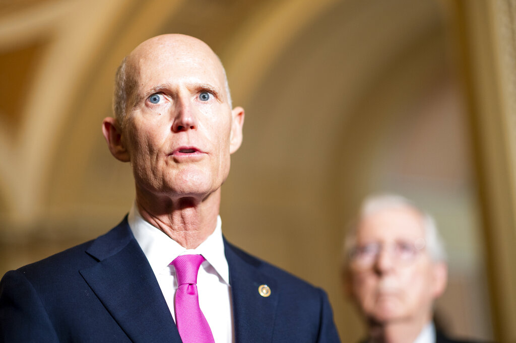 Sen. Rick Scott Calls On NBCUniversal To Urge That 2022 Winter Olympics Be Relocated From China