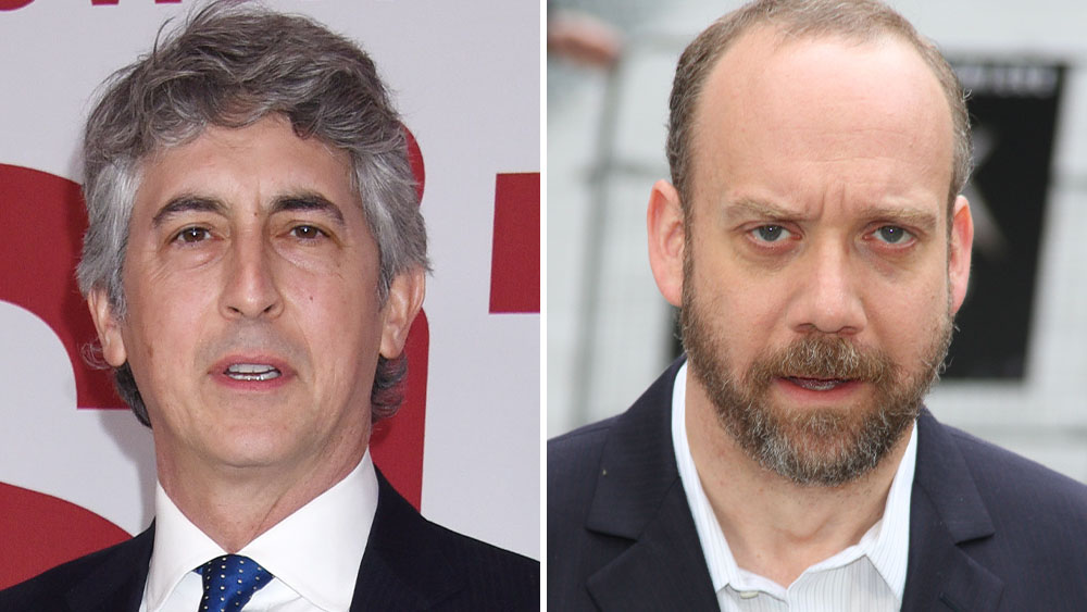 Alexander Payne Taps His 'Sideways' Star Paul Giamatti For 'The Holdovers:' Hot Cannes Package
