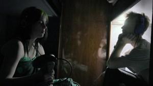Billie Eilish in 'Billie Eilish: The World's A Little Blurry'