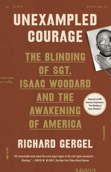 Book cover of 'Unexampled Courage'