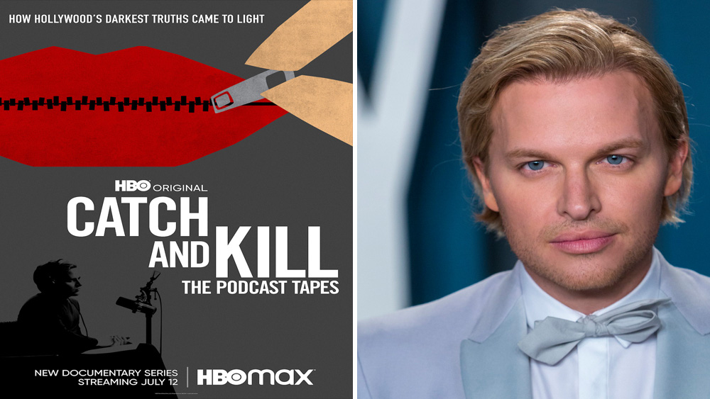 HBO Greenlights 'Catch and Kill: The Podcast Tapes' Docuseries Based On Ronan Farrow's Interviews