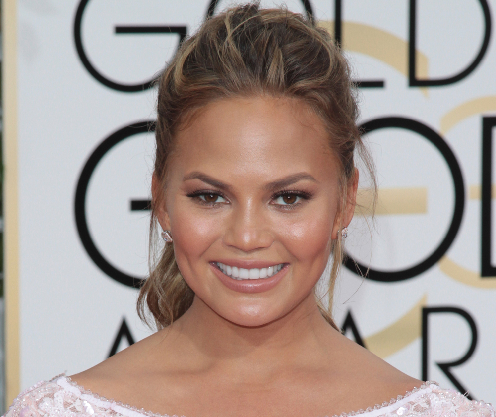 Chrissy Teigen Pushes Back On  'Project Runway' Contestant Michael Costello's Accusations – Updated