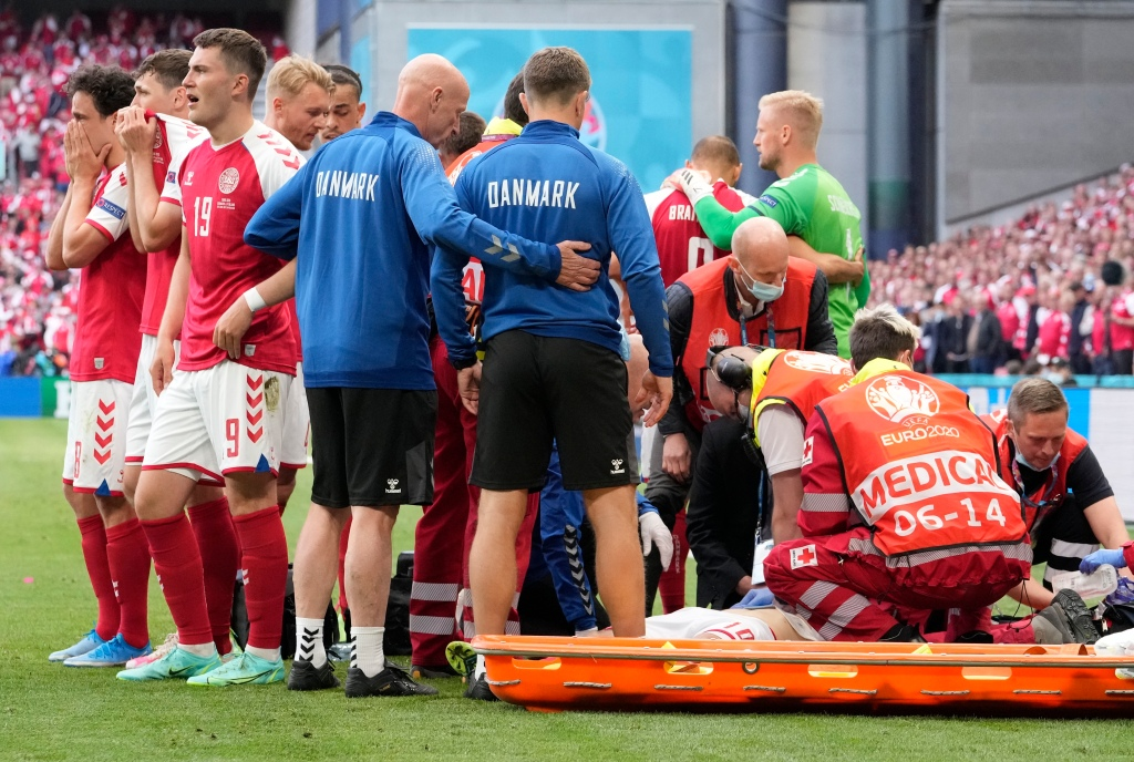 Denmark's Christian Eriksen Discharged After Successful Defibrillator Implant Surgery, Visits Team Ahead Of Key Euro 2020 Game – Update.jpg