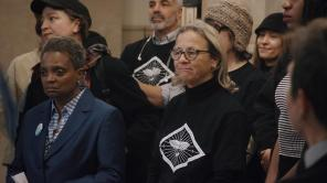 Chicago Mayor Lori Lightfoot in 'City So Real'