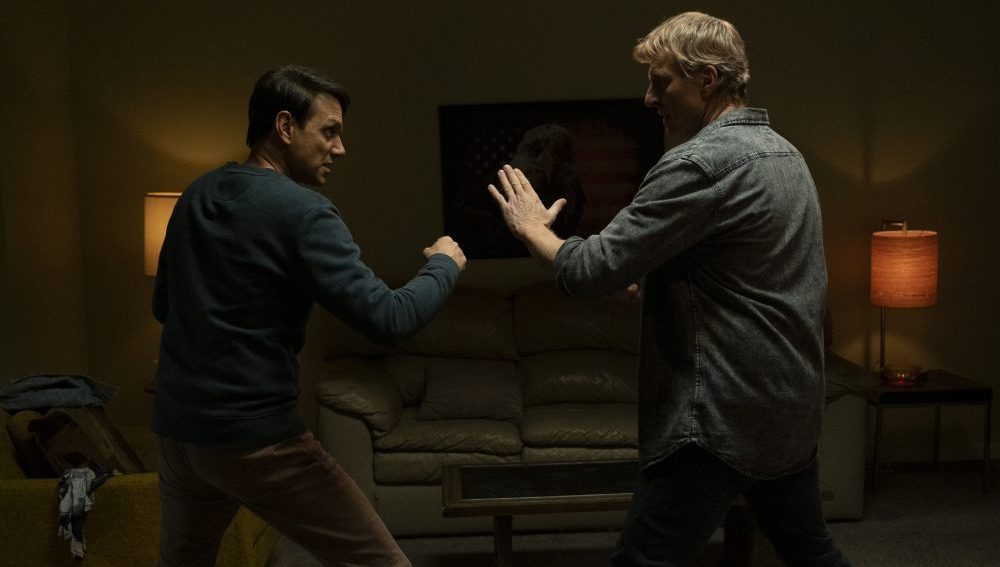 """The Partnership: William Zabka and Ralph Macchio On """"Enhancing The Legacy"""" Of Johnny Lawrence And Daniel LaRusso With 'Cobra Kai'.jpg"""