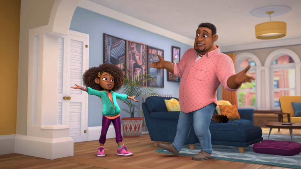 'Karma's World': Ludacris Talks Animated Netflix Series Inspired By His Daughter; New Images – Annecy.jpg