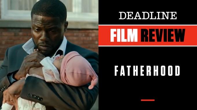 Fatherhood review Kevin Hart Netflix