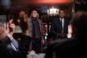 Forest Whitaker in 'Godfather of Harlem'