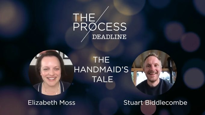 'The Handmaid's Tale star Elisabeth Moss