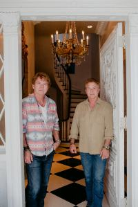 The Hayes Brothers at The LaLaurie Mansion