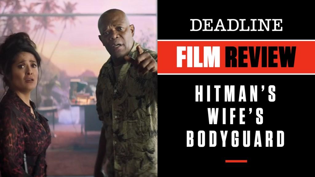 'Hitman's Wife's Bodyguard' Review: Ryan Reynolds, Samuel L. Jackson & Salma Hayek Valiantly Try To Save Frenetic Action Comedy From Itself.jpg
